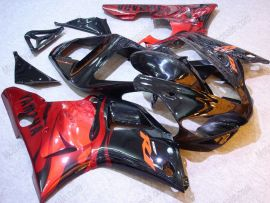 Yamaha YZF-R1 2000-2001 Injection ABS Fairing - Others - Red/Black