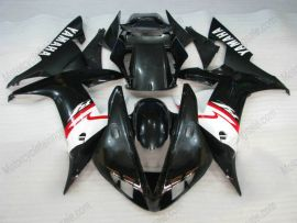 Yamaha YZF-R1 2002-2003 Injection ABS Fairing - Others - Black