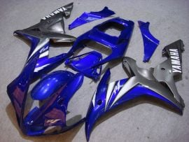 Yamaha YZF-R1 2002-2003 Injection ABS Fairing - Others - Blue/Gray