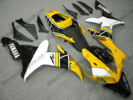 Yamaha YZF-R1 2002-2003 Injection ABS Fairing - Others - Black/Yellow/White