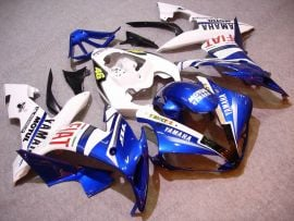 Yamaha YZF-R1 2004-2006 Injection ABS Fairing - FIAT - White/Blue