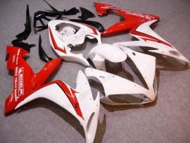 Yamaha YZF-R1 2004-2006 Injection ABS Fairing - Others - White/Red