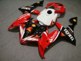 Yamaha YZF-R1 2004-2006 Injection ABS Fairing - Santander - Red/Black/White