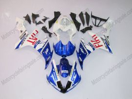 Yamaha YZF-R1 2004-2006 Injection ABS Fairing - FIAT - Blue/White