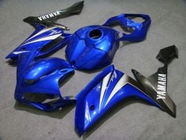 Yamaha YZF-R1 2007-2008 Injection ABS Fairing - Others - Blue/Black