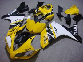 Yamaha YZF-R1 2007-2008 Injection ABS Fairing - Others - Yellow/White/Black