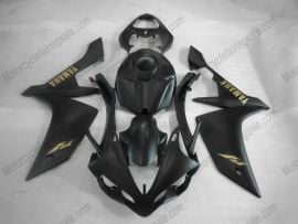 Yamaha YZF-R1 2007-2008 Injection ABS Fairing - Others - Black(matte)