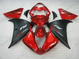 Yamaha YZF-R1 2009-2011 Injection ABS Fairing - Others - Red/Black
