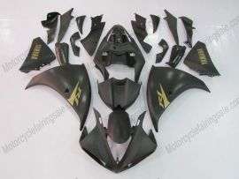 Yamaha YZF-R1 2009-2011 Injection ABS Fairing - Others - All Black(matte)