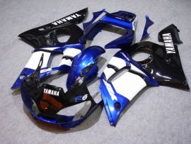 Yamaha YZF-R6 1998-2002 Injection ABS Fairing - Others - Blue/White/Black