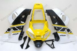 Yamaha YZF-R6 1998-2002 Injection ABS Fairing - Others - Yellow/Black/White
