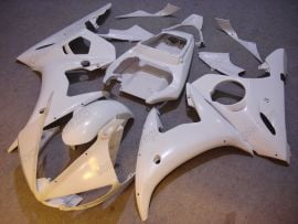 Yamaha YZF-R6 2005 Injection ABS Fairing - Others - All White