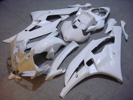 Yamaha YZF-R6 2006-2007 Injection ABS Fairing - Factory Style - All White