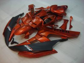 Yamaha YZF-R6 2006-2007 Injection ABS Fairing - Others - Orange