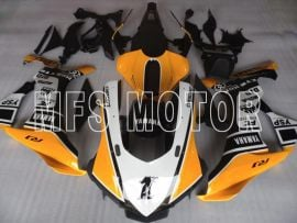 Yamaha YZF-R1 2015-2020 Injection ABS Fairing - Others - Black/Yellow/White