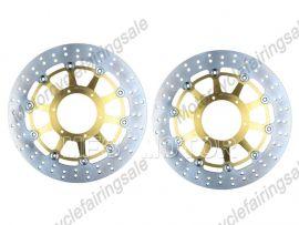 Honda CBR1000RR 2008-2013 Front Brake Disc Rotor - Golden