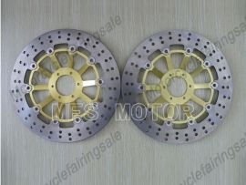 Honda CBR1100XX V,W 1997-1998 Front Brake Disc Rotor - Golden