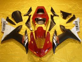 Yamaha YZF-R1 2002-2003 Injection ABS Fairing - Others - Black/Red/White