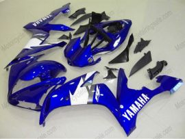 Yamaha YZF-R1 2004-2006 Injection ABS Fairing - Others - Blue/White