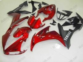 Yamaha YZF-R1 2004-2006 Injection ABS Fairing - Others - Red/Black