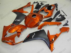 Yamaha YZF-R1 2007-2008 Injection ABS Fairing - Others - Brown/Black