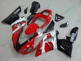 Yamaha YZF-R1 1998-1999 Injection ABS Fairing - Others - Red/Black