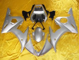 Yamaha YZF-R6 2003-2004 Injection ABS Fairing - Others - All Silver
