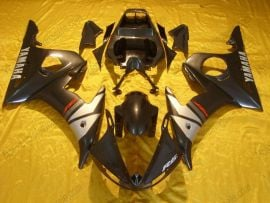 Yamaha YZF-R6 2005 Injection ABS Fairing - Others - Black/Silver