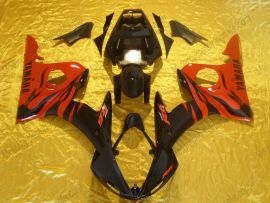 Yamaha YZF-R6 2003-2004 Injection ABS Fairing - Others - Red/Black