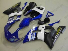 Yamaha YZF-R6 1998-2002 Injection ABS Fairing - Others - Black/White/Blue
