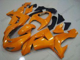 Kawasaki NINJA ZX10R 2006-2007 Injection ABS Fairing - Others - All Orange