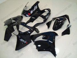 Kawasaki NINJA ZX9R 2000-2001 ABS Fairing - Others - All Black