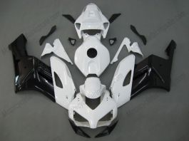 Honda CBR1000RR 2004-2005 Injection ABS Fairing - Others - White/Black