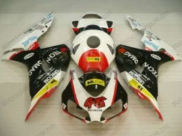 Honda CBR1000RR 2006-2007 Injection ABS Fairing - Others - Black/White