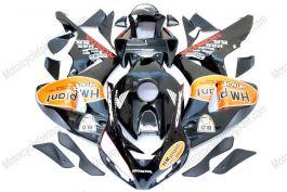 Honda CBR1000RR 2006-2007 Injection ABS Fairing - HM plant - Black