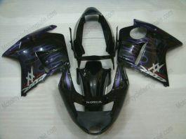 Honda CBR 1100XX BLACKBIRD 1996-2007 Injection ABS Fairing - Flame - Purple Flame