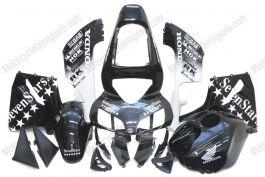Honda CBR 600RR F5 2003-2004 Injection ABS Fairing - SevenStars - Black