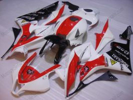 Honda CBR 600RR F5 2007-2008 Injection ABS Fairing - M Racing  - White/Black/Red