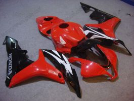 Honda CBR 600RR F5 2007-2008 Injection ABS Fairing - Others  - Black/Red