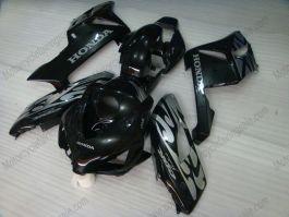 Honda CBR1000RR 2004-2005 Injection ABS Fairing - Fireblade - Black/Silver