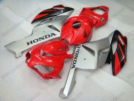 Honda CBR1000RR 2004-2005 Injection ABS Fairing - Fireblade - Red/Black/Silver