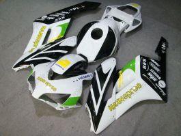 Honda CBR1000RR 2004-2005 Injection ABS Fairing - HANN Spree - White/Black