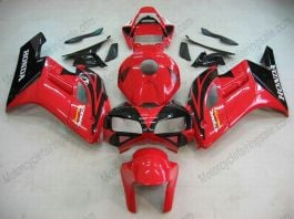 Honda CBR1000RR 2004-2005 Injection ABS Fairing - Others - Red/Black