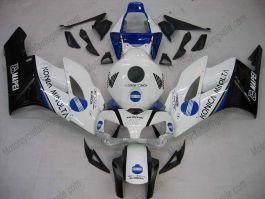 Honda CBR1000RR 2004-2005 Injection ABS Fairing - Konica Minolta - White/Black