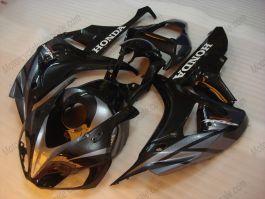 Honda CBR1000RR 2006-2007 Injection ABS Fairing - Fireblade - Black/Gray