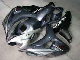 Honda CBR1000RR 2006-2007 Injection ABS Fairing - Fireblade - Gray/Silver