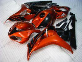Honda CBR1000RR 2006-2007 Injection ABS Fairing - Fireblade - Orange/Black