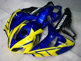 Honda CBR1000RR 2006-2007 Injection ABS Fairing - Fireblade - Yellow/Blue