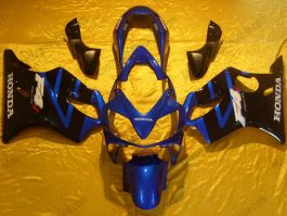 Honda CBR600 F4i 2004-2007 Injection ABS Fairing - Others - Black/Blue