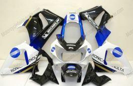 Honda CBR900RR 929 2000-2001 ABS Fairing - Konica Minolta - White/Black/Blue